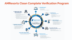 AMResorts Clean Complete Verification Program