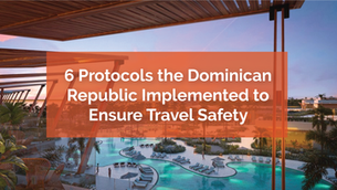 The DR Announces Tourism Recovery Plan Centered on Health Safety