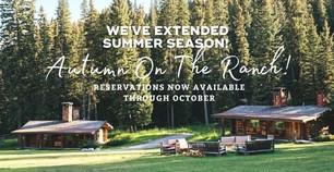 Lone Mountain Ranch Extends Summer Season