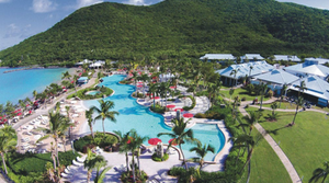 AmResorts offers the largest pool in the Caribbean
