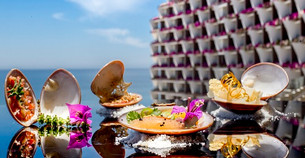Chocolate Clam Tasting Menu Launching at Grand Velas Los Cabos