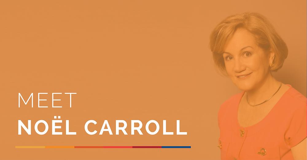 Noël Carroll, International Group Sales