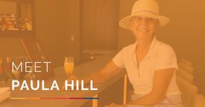 Paula Hill, International Group Sales