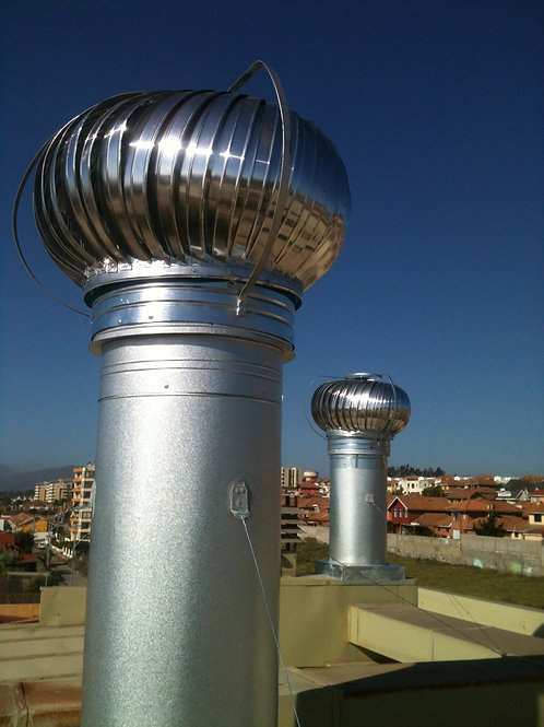 Ventilador eólico