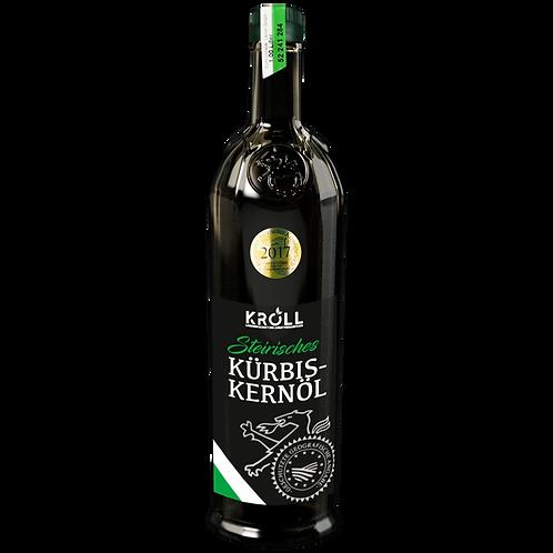 Steirisches Kürbiskernöl g.g.A.   1 Liter