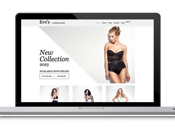 Website/Store Building