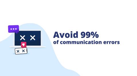 Communication errors