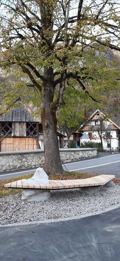Bohinj - Klopi pod drevesi - 12.jpg