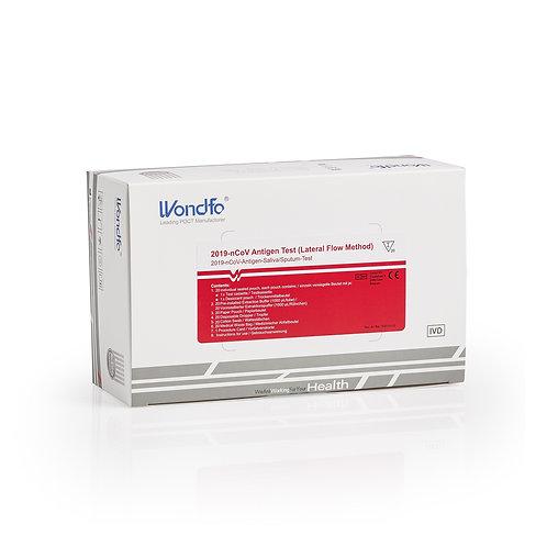 WONDFO Antigen Speicheltest