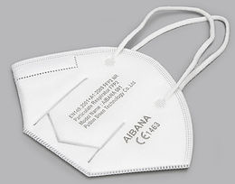 1000258 AIBANA Atemschutzmaske FFP2