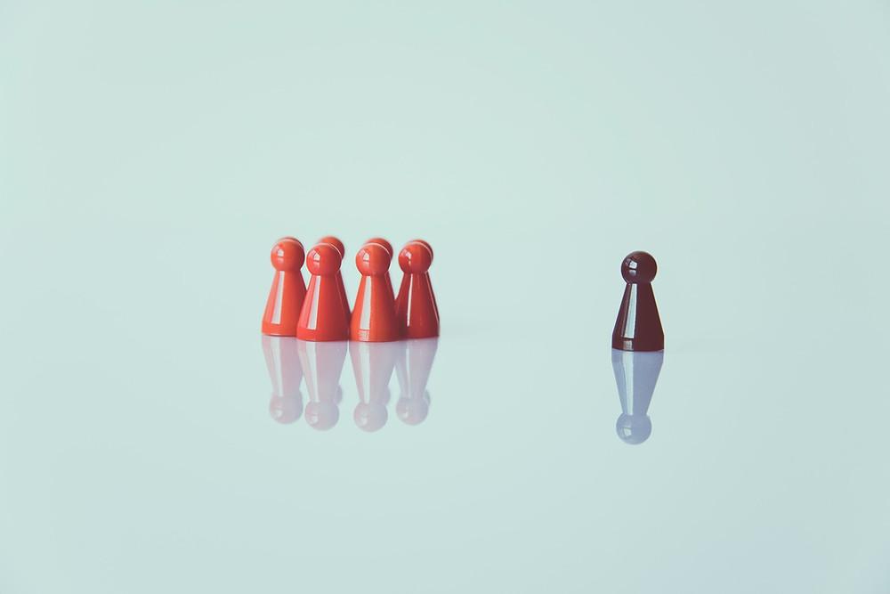 Role models and behavior for leadership