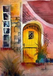 The Neighbor's Door