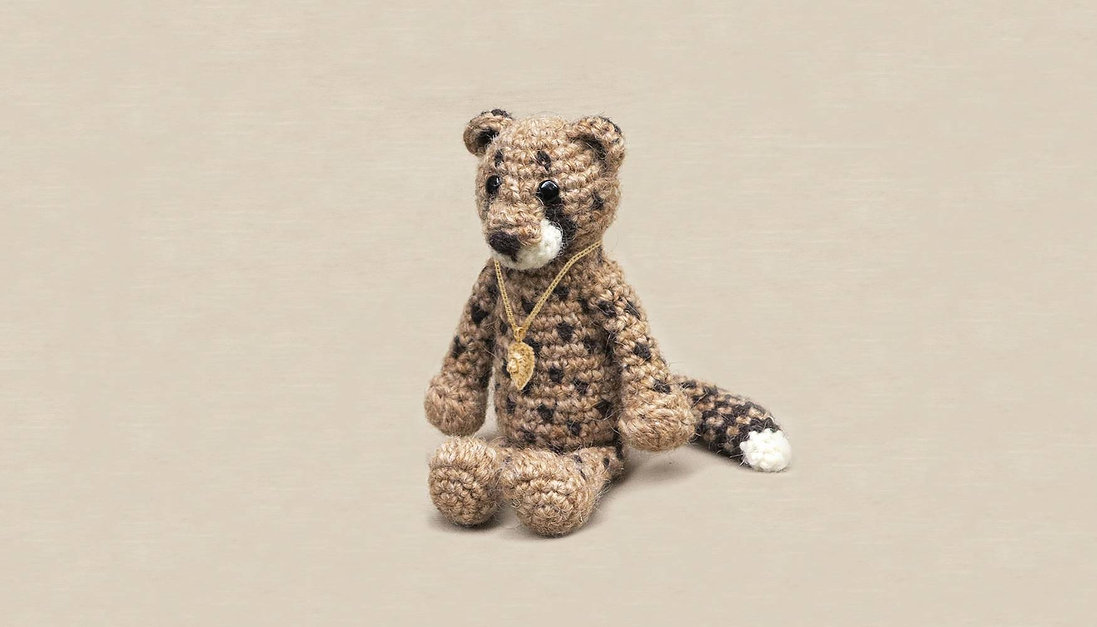 bear just lion head chain.jpg