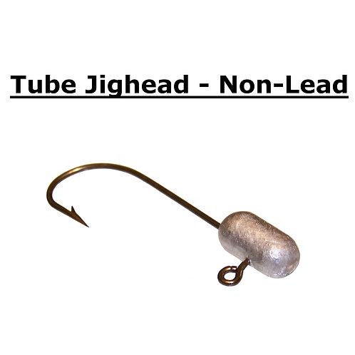 TUBE JIGHEADS - NON-LEAD