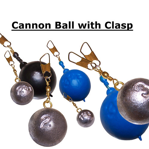 CANNON BALL with CLASP