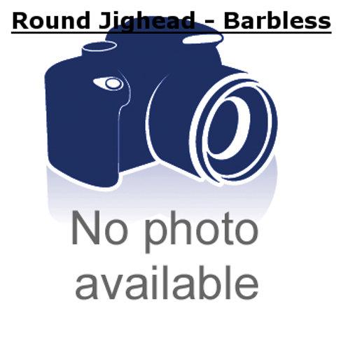 ROUND JIGHEAD - BARBLESS