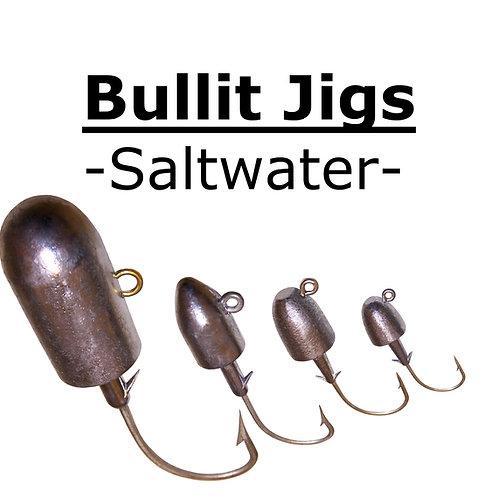 BULLIT JIGS - SALTWATER
