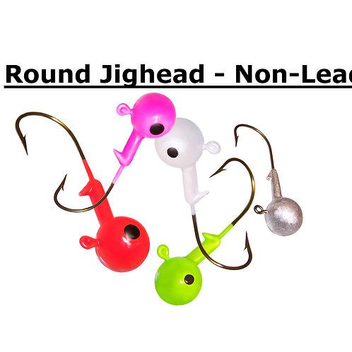 ROUND JIGHEAD - NON-LEAD