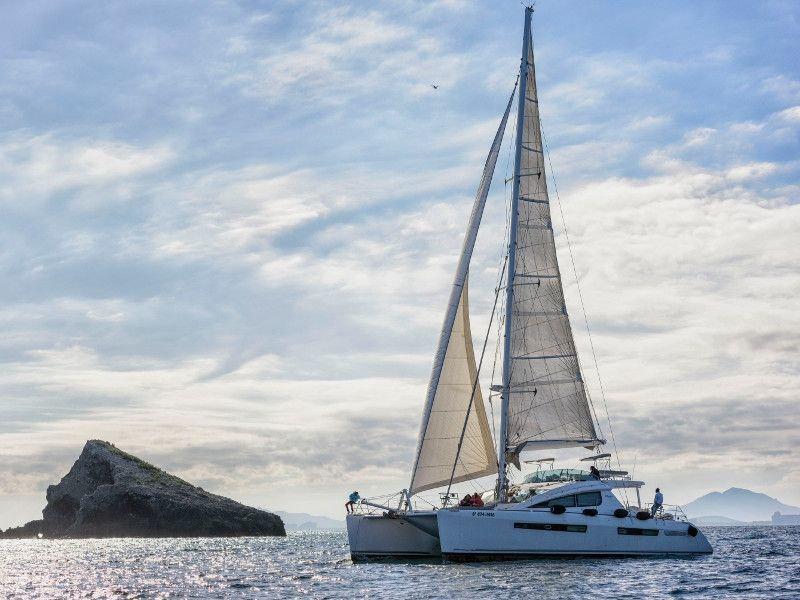 Half Day 61' Sailing Catamaran