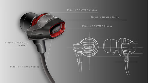 Dual-driver earphone