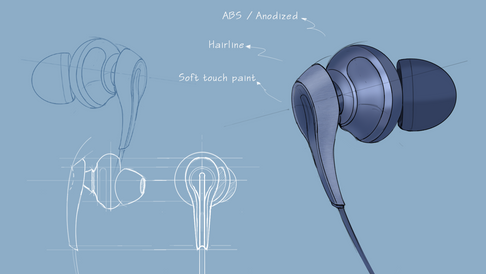15mm earphone