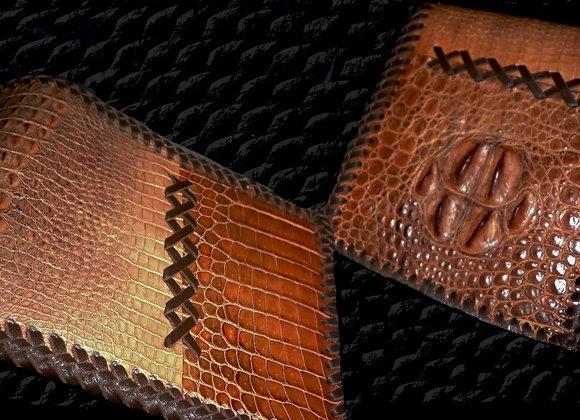 Saltwater Crocodile Skin Wallets ` Men ~Ladies Prices From