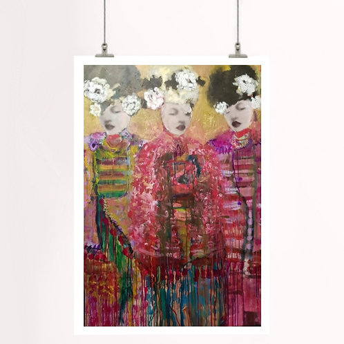 Bringers of Joy | Paper Print