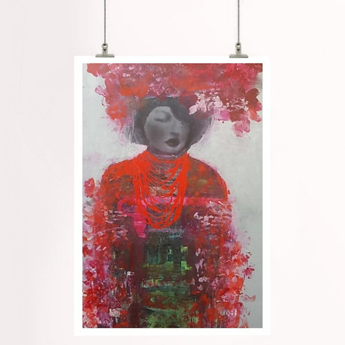 EKA | Paper Print