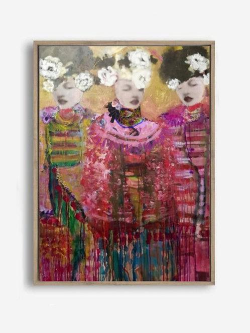 Bringers of Joy | Canvas Print