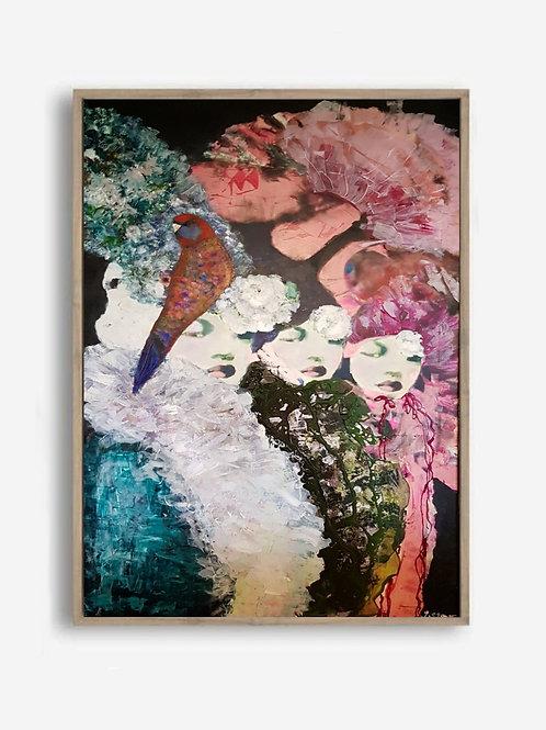 Vous Vous Vagary | Canvas Print