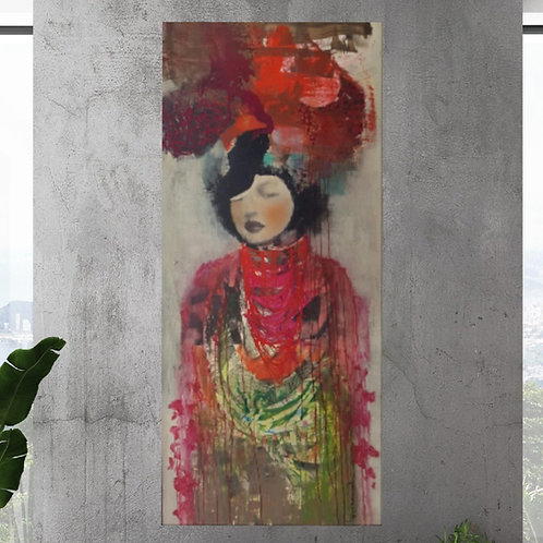 Sachi | Canvas Print