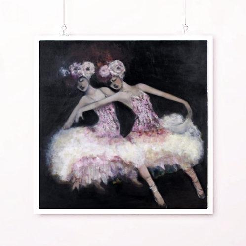 Follies Ballerina | Paper Print