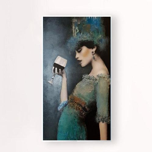 Audrey | Paper Print