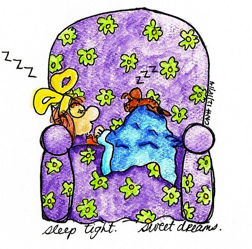 Sleep Tight {Archival Print}