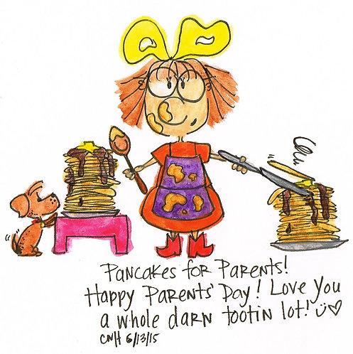 Parents Day {Archival Print}