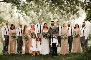 Hitched Planning & Floral