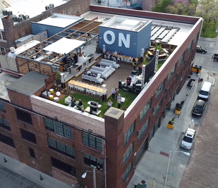 ON Broadway Rooftop Event Space