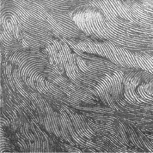Florentine Swirl Silver
