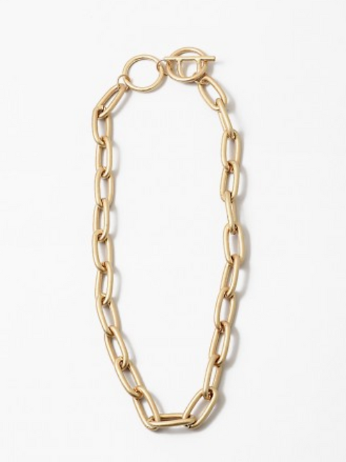 BASIC LINK CHAIN NECKLACE