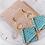 Thumbnail: CECELIA DIAMOND HOOP EARRING