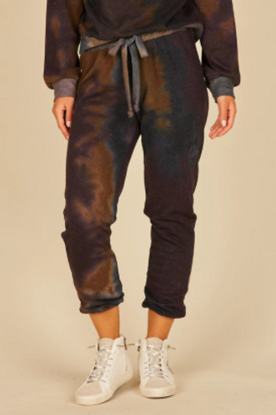FRENCH TERRY TIE DYE JOGGER