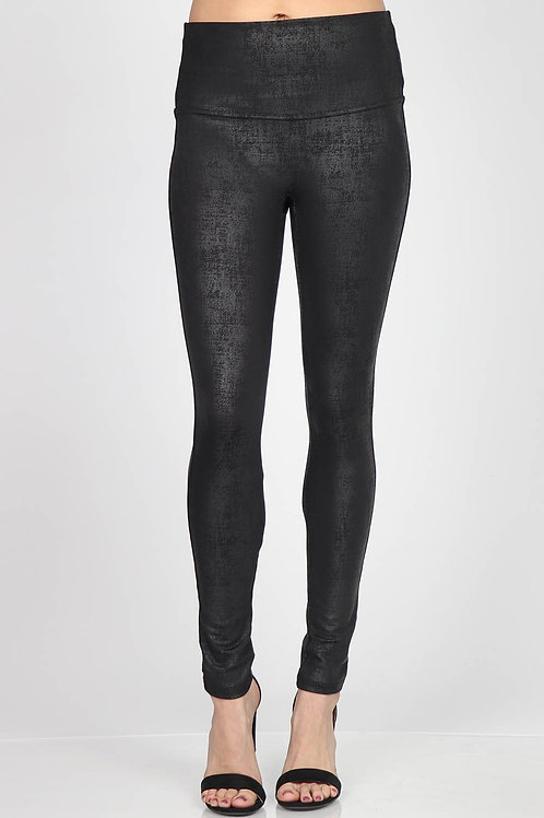 LEATHERETTE SOFT LEGGINGS