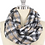 Thumbnail: HOUNDSTOOTH INFINITY SCARF