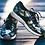 Thumbnail: HOLLY LEATHER CAMO SNEAKER