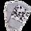 Thumbnail: LEOPARD FAUX FUR FINGERLESS GLOVES