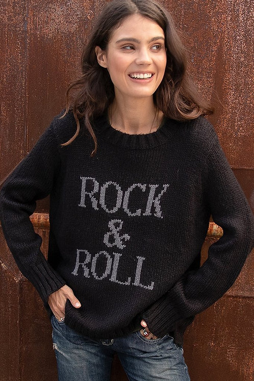 ROCK N ROLL SWEATER