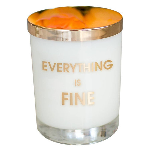 ITS FINE CANDLE