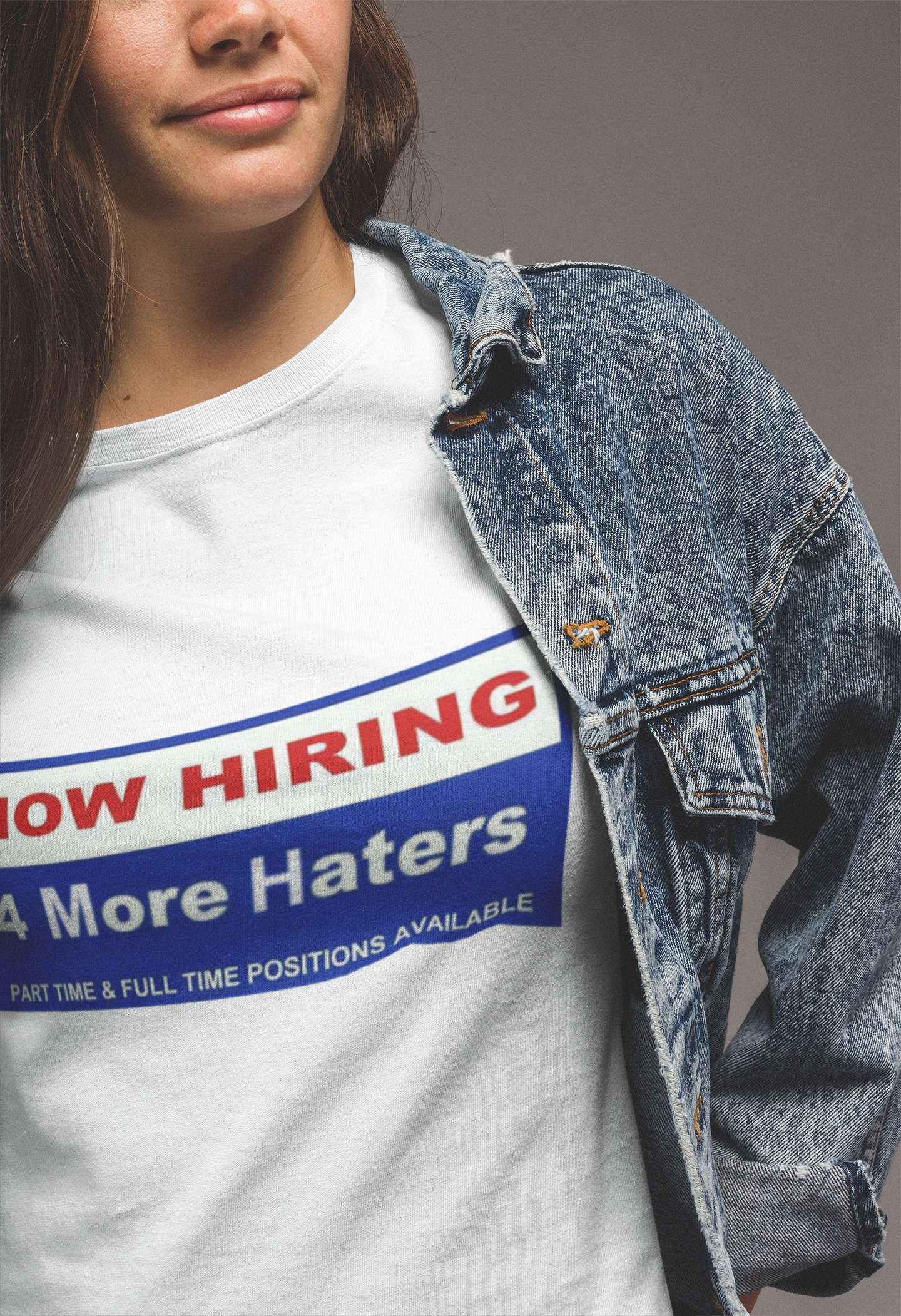 Now Hiring T-Shirt