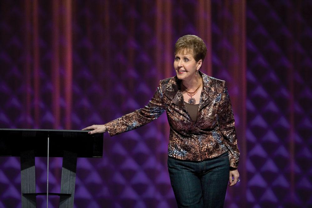 Joyce Meyers