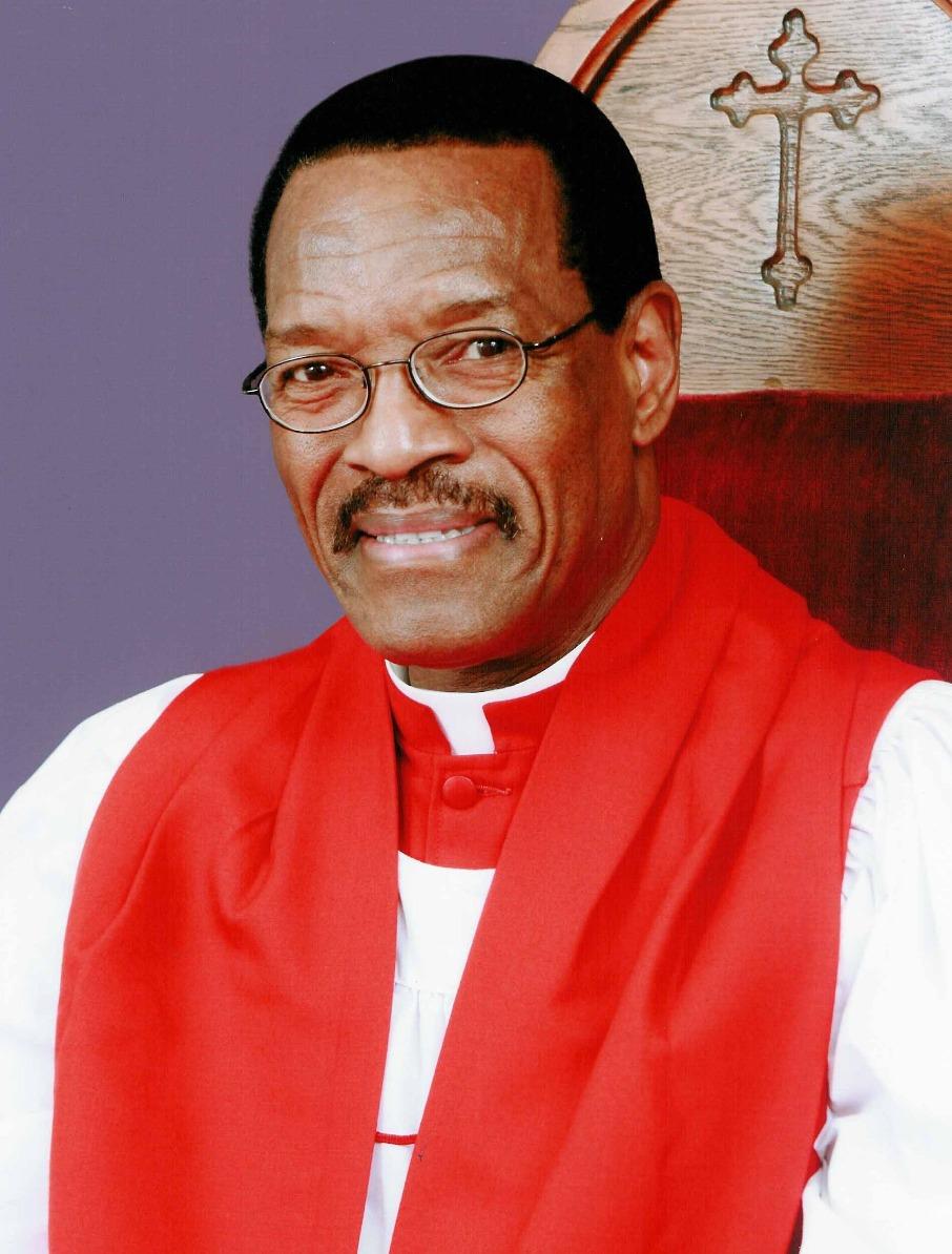 Presiding Bishop C.E. Blake